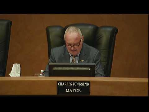 Rancho Mirage Council Meeting July 20, 2017