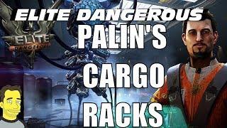Elite dangerous Visiting Professor Palin for Cargo Racks