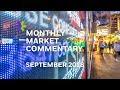 E*TRADE Monthly Market Commentary | September 2018