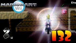 Let's play Mario Kart Wii against the world part 132 - Verrückte und hahahah@
