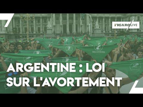 LE SÉNAT ARGENTIN DIT NON À L'AVORTEMENT