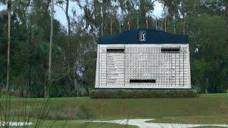 PGA TOUR's Talking Leaderboard
