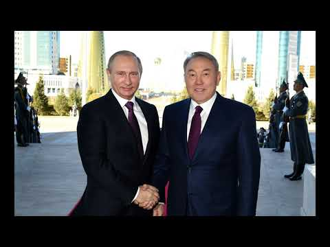 Внук Назарбаева о коррупции в Казахстане. Нурсултан Назарбаев и Путин - газовая схема. Газпром