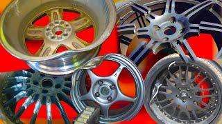 Почему ломаются автомобильные диски, почему литой диск нельзя заваривать сваркой