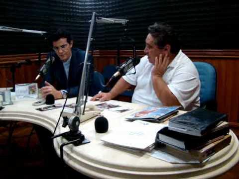 Padre Reginaldo Manzotti - Rádio Alvorada de Londrina/PR - Parte 02