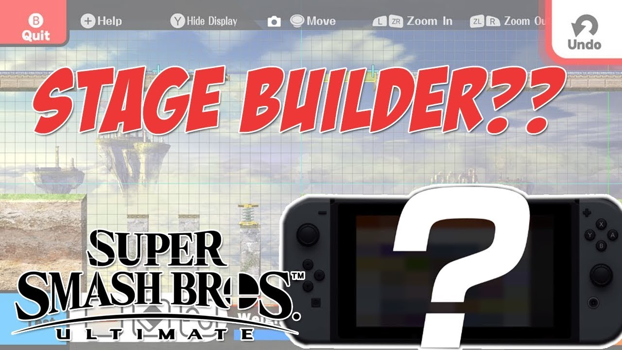 Smash Bros. Ultimate 3.0 Update Detailed: Joker, Stage-Builder, Video Editor, And More