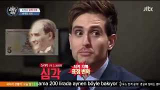 Kore Televizyonunda komik TL muhabbeti. ( Abnormal Summit ) Çeviri