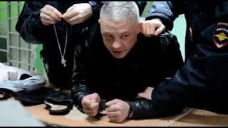 Задержание опасного преступника, Сыктывкар 2018