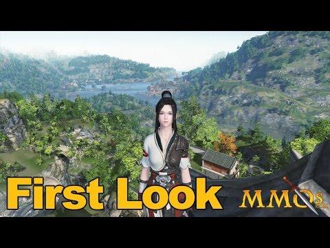 Moonlight Blade Gameplay First Look - MMOs.com
