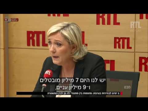 מבט - לקראת הבחירות בצרפת: מהומות פרצו בפרוורי פריז
