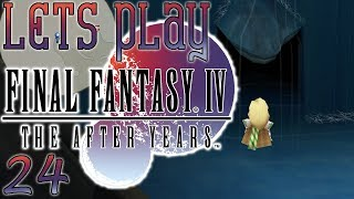 Let's Play Final Fantasy IV: The After Years, Blind [Ep 24] - Through the Underground Waterway