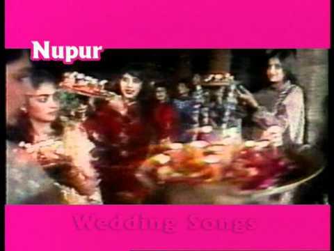 Mehndi - Musarrat Nazir - Punjabi Wedding Folk Song