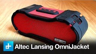 Altec Lansing OmniJacket Bluetooth Speaker Review