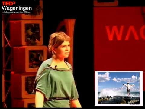 Urban and Industrial Metabolisms: Eva Gladek at TEDxWageningen