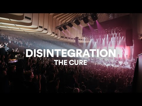 "The Cure - ""Disintegration"" 