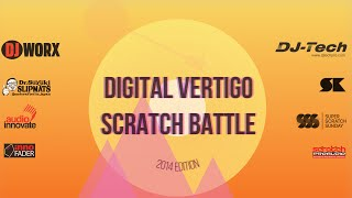 Broke - Digital Vertigo Scratch Battle 2014