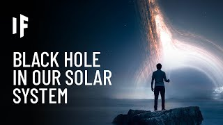 What If a Black Hole Entered Our Solar System?