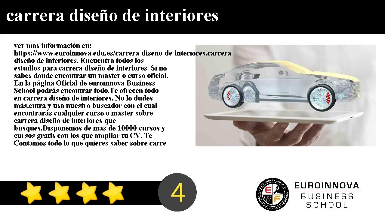 Carrera dise o de interiores youtube for Carrera diseno de interiores online