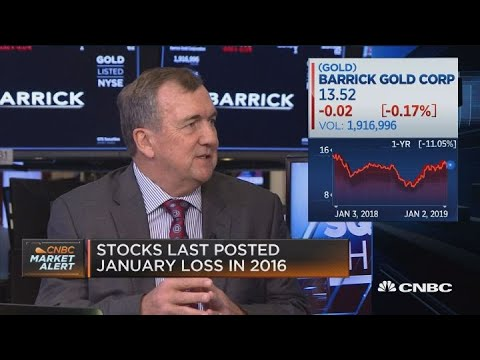 I don't plan to leave before I see the benefits of the merger: Barrick Gold CEO