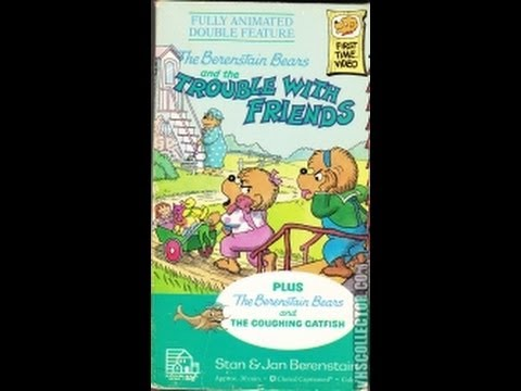 Closing To The Berenstain Bears And The Trouble With
