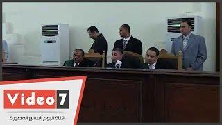"""بالفيديو..دفاع """"خلية الزيتون"""" يدفع ببطلان إجراءات التحقيقات لعدم جدية التحريات"""