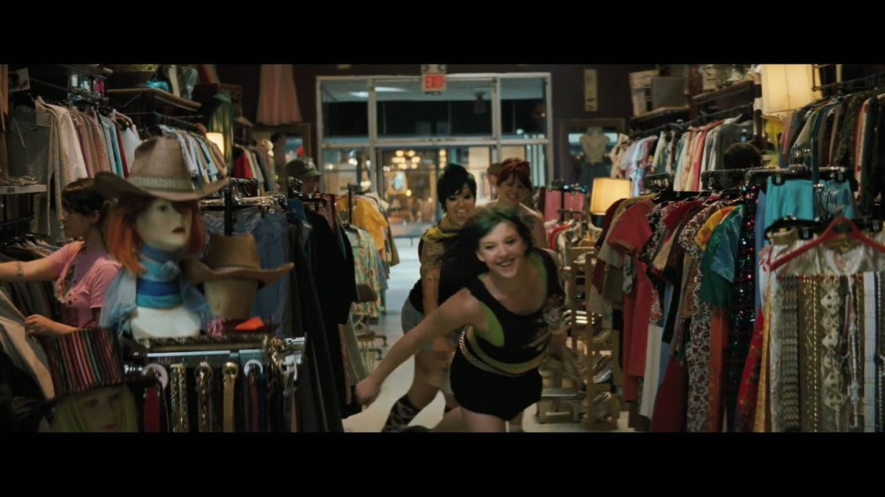 Whip It - Official Theatrical Trailer - YouTube