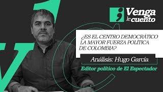 ¿Es el Centro Democrático la mayor fuerza política de Colombia? - El Espectador