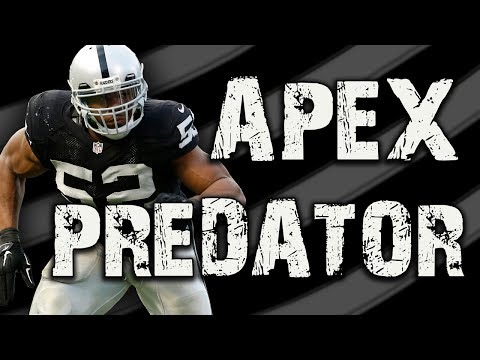 The Film Room Ep. 40: Khalil Mack - The NFL's Apex Predator