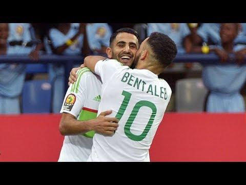 Algeria/VS/ Tanzania/All Goals & Extended Highlights - HD