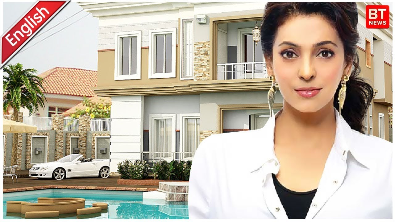 Juhi Chawla Luxurious Lifestyle | Husband, Boyfriend, Cars, Salary, Assets,  House, Pets And Family