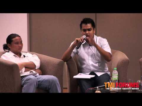 Q&A session - Young Malaysians' Perspective Malaya, Sabah and Sarawak Relations