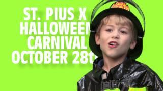 St. Pius X Halloween Carnival 2011 - Corpus Christi, Texas