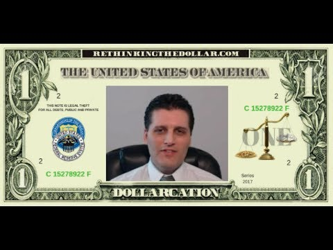 What Is Rethinking the Dollar? w/ Gregory Mannarino