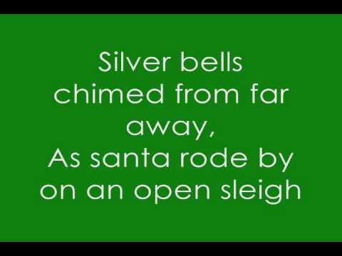 Down Santa Claus Lane - Hilary Duff (w/ lyrics)