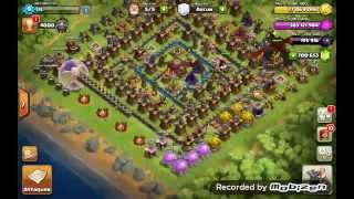 Clash of clans FR - Un serveur cheat fun (FR)