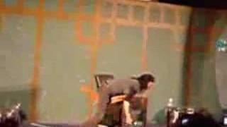Pegasus 3 - Torri Higginson - The splits