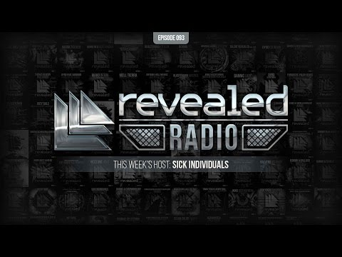 Revealed Radio 093 - SICK INDIVIDUALS