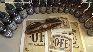 Американские премиум жидкости - Old Fashioned Elixir (ofevape.com)(, 2016-04-16T22:52:51.000Z)