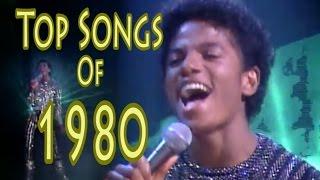 top songs of 1980