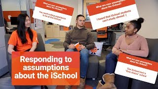 Responding to Assumptions about the iSchool | Syracuse University iSchool