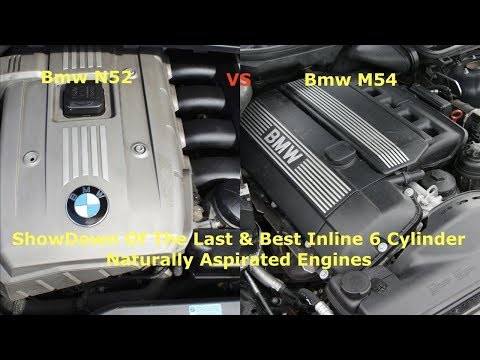 Best Gas For BMW >> Bmw N52 Vs M54 Showdown Of The Best Last Of Bmw S