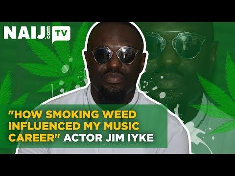 How Smoking Weed Made Me Go Into Music - Jim Iyke | Naij.com TV