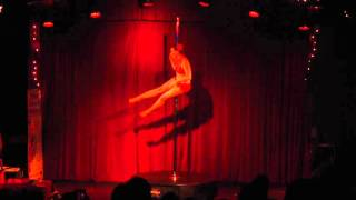 Pole Dance Ireland Pole Princess Competition 2015 - Andrea Alonso