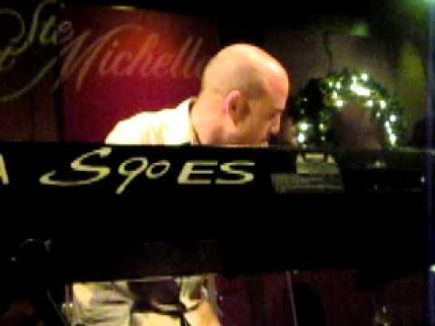 Lao Tizer and his band, live at Spaghettini!