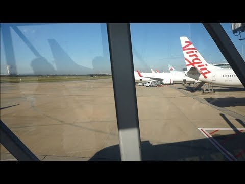 Flight Review | Virgin Australia B737-800 VA126 (Economy) |  Brisbane To Christchurch