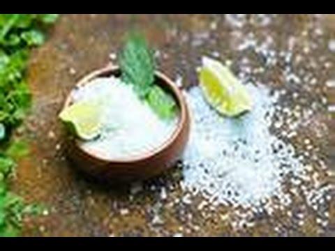 {DIY} Bath Salt