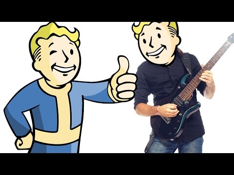 Fallout 4 Epic Rock Cover. Official Soundtrack Of Main Theme. OST
