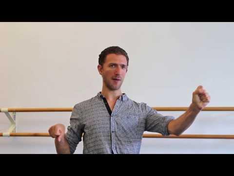 How to Enhance the Sense of Opposition in Arabesque - DanceShare - Daniel Madoff