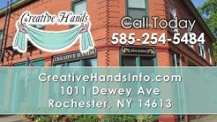 Creative Hands | Rochester NY Window Blinds