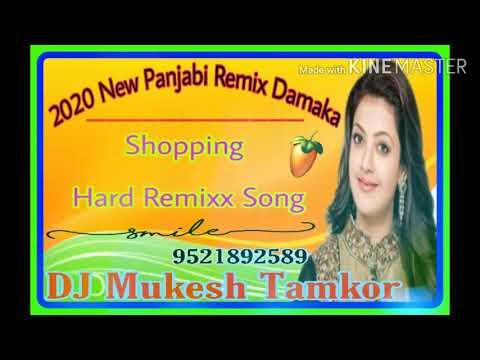 Shopping_Jass_manak_New_Panjabi_Remix_Song !! DJ Mukesh Kumar !! No Voice Tag Song !!